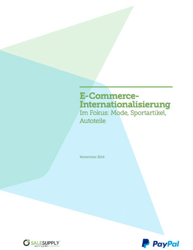 E-Commerce- Internationalisierung