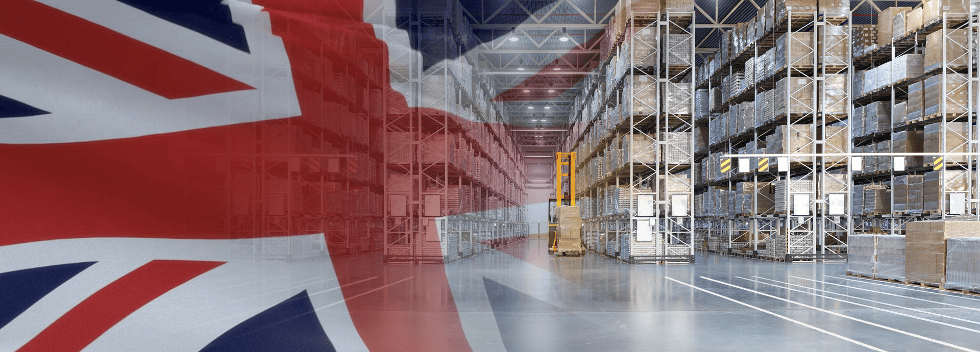 UK E-Commerce Fulfillment Warehouse